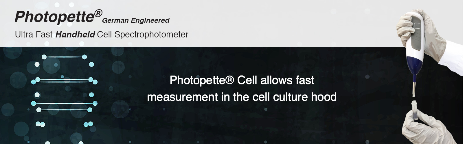 Photopette Cell Header